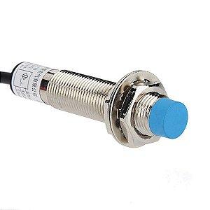 Sensor de Proximidade Indutivo NPN 6-36V