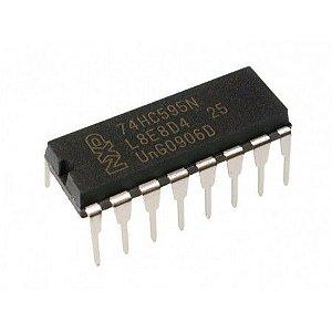 CI 74HC595N