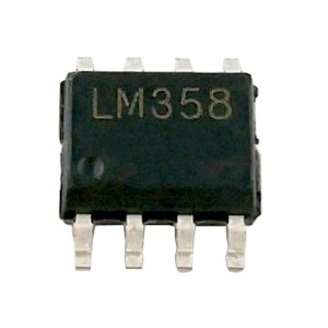 Amplificador Operacional LM358 SMD