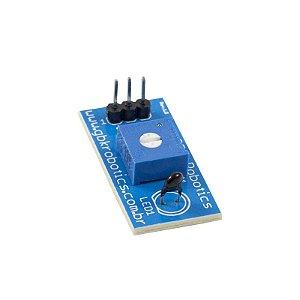 Sensor de Temperatura com NTC - GBK