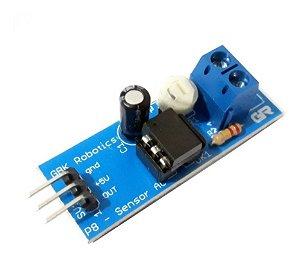 P8 - Sensor de Tensão AC GBK