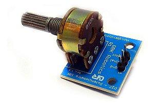 P27 - Módulo Potenciômetro 10K - GBK