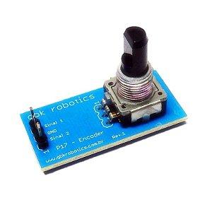 P17 - Módulo Encoder Rotativo - GBK