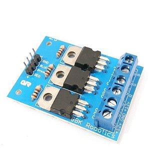 P29 - Driver Controlador RGB para Leds e Fitas de Led RGB - GBK