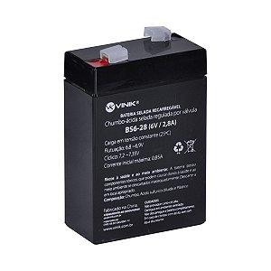 Bateria 6V 2,8A Selada VCA BS6-28