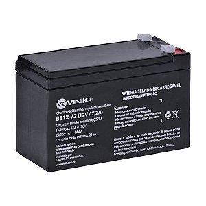 Bateria 12V 7,2A Selada VLCA