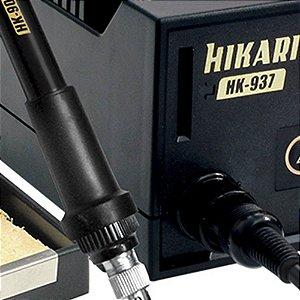 Estação de Solda Digital 45W 110V HK-937 ESD Hikari