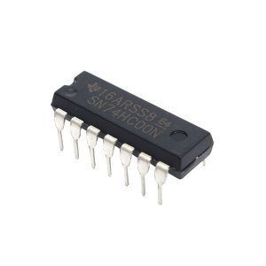 74HC00N CI Porta Lógica NAND