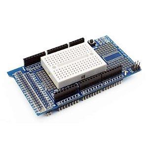 ProtoShield Mega + Mini Protoboard 170 pontos