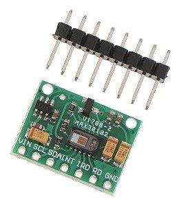 Sensor Taxa de Batimento Cardíaco Oxímetro MAX30102