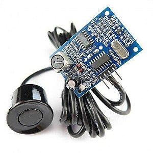 Sensor ultrassônico JSN-SR04T + Módulo