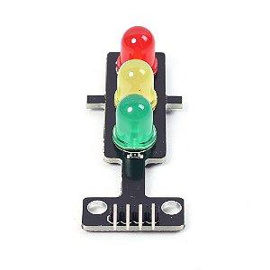 Módulo LED 8mm Tipo Semáforo