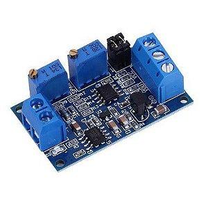 Módulo Conversor 4-20mA para 0-3.3V / 5V / 10V Corrente/Tensão