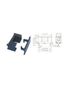Porta Fusível Vidro PCB