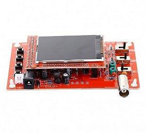 Kit Osciloscópio Digital DSO138 Montado