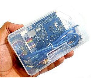 Kit Starter Arduino Uno R3 Compatível