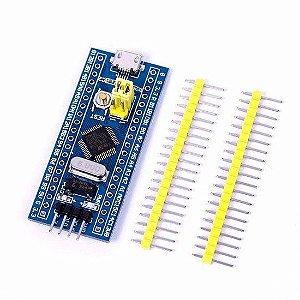 Placa De Desenvolvimento Stm32f103c8t6 Arm Stm32