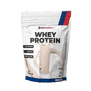Whey Protein Concentrado - 900g - NewNutrition (NATURAL)