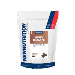 Whey Protein Isolado - 900g - NewNutrition (COOKIES AND CREAM)