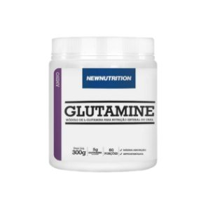 Glutamina New - 150g ou 300g - NewNutrition