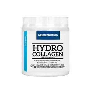 Colágeno Hidrolisado - 300g - Limão com Chá Verde - NewNutrition