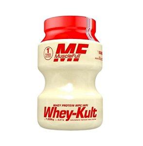 Whey Kult - 1030Kg - MuscleFull (PROMOÇÃO)