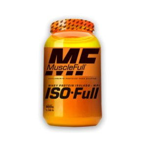 Whey Iso-Full - 900g - MuscleFull