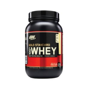 100% Whey Gold Standard - 900g - Optimum Nutrition