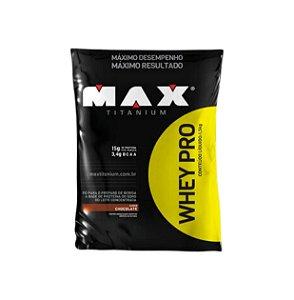 Whey Pro - 1,5kg - Max Titanium