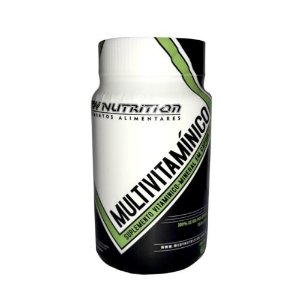 Multivitamínico -  60 caps - Wedy Nutrition