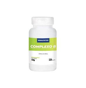 Complexo B 120 Cápsulas - NewNutrition