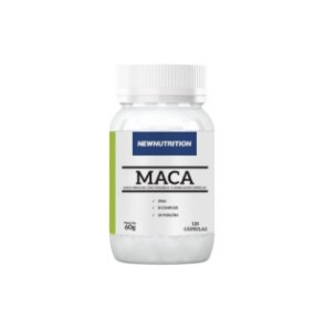 Maca Power - 120 cápsulas - NewNutrition