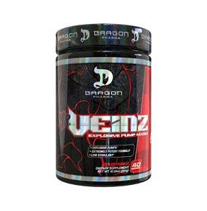 Mr Veinz - 40 Servs - Dragon Pharma (Fruit Punch)