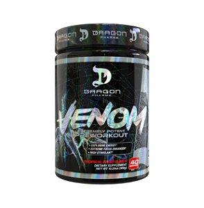 Venom - 40 SERVS - DRAGON PHARMA ( Fruit Punch)
