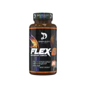Flex 8 - 30 Caps - Dragon Pharma