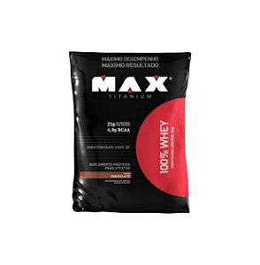 100% Whey - 2Kg - Max Titanium