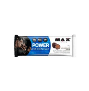 Power Protein Bar (Unidade 90g) - Max Titanium (Trufa Dark Chocolate)