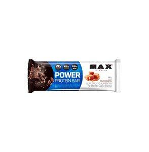 Power Protein Bar (Unidade 90g) - Max Titanium (Milk Caramelo)