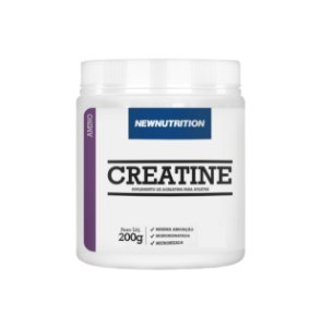 Creatina New - 200g - NewNutrition