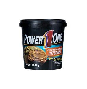 Pasta de amendoim (Integral) - 1Kg - Power One