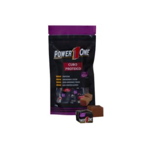 Cubo Proteico - 70g - Power One