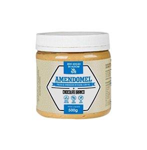 Amendomel Chocolate Branco - 500g - Thiani Alimentos