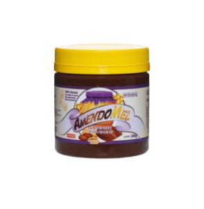 Amendomel Cacau crocante - 500g - Thiani Alimentos