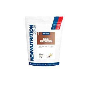 Albumina Egg protein - 500g - Newnutrition