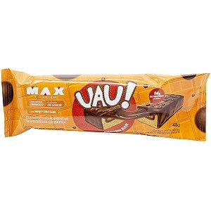 UAU Protein Bar - Unidade 45g - Max Titanium (Chocolate crocante)