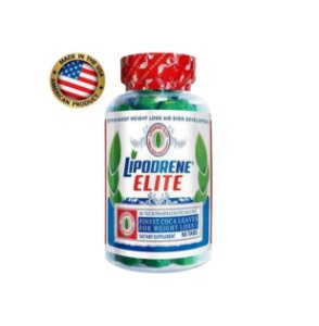 Lipodrene Elite Finest Coca Leaves (90tabs) - Hi-Tech Pharmaceuticals