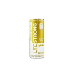 Energético - Sabor Tropical - 269ml - Life Strong