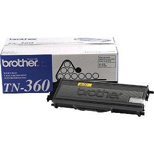 Cartucho de Toner Mono para Impressão a Laser TN360 - Brother