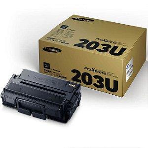 Toner Samsung 203u Preto Mlt-D203u