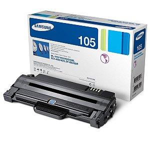 Cartucho de Toner Preto Samsung MLT-D105S (1.500 pág.) CX 1 UN